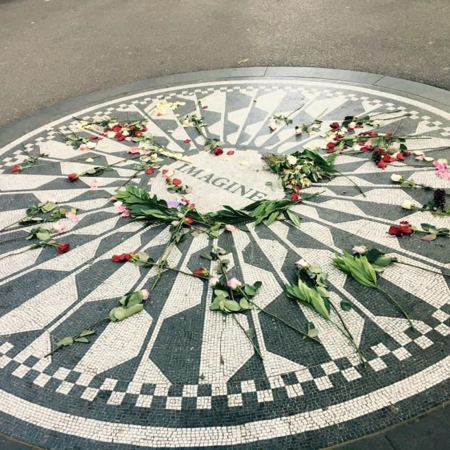 Im Gedenken an John Lennon
