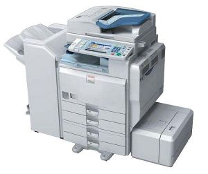 RICOH AFICIO MP5000