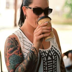 Coffee organic blend