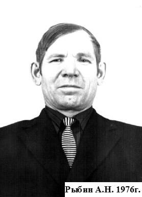 Рыбин Александр Васильевич