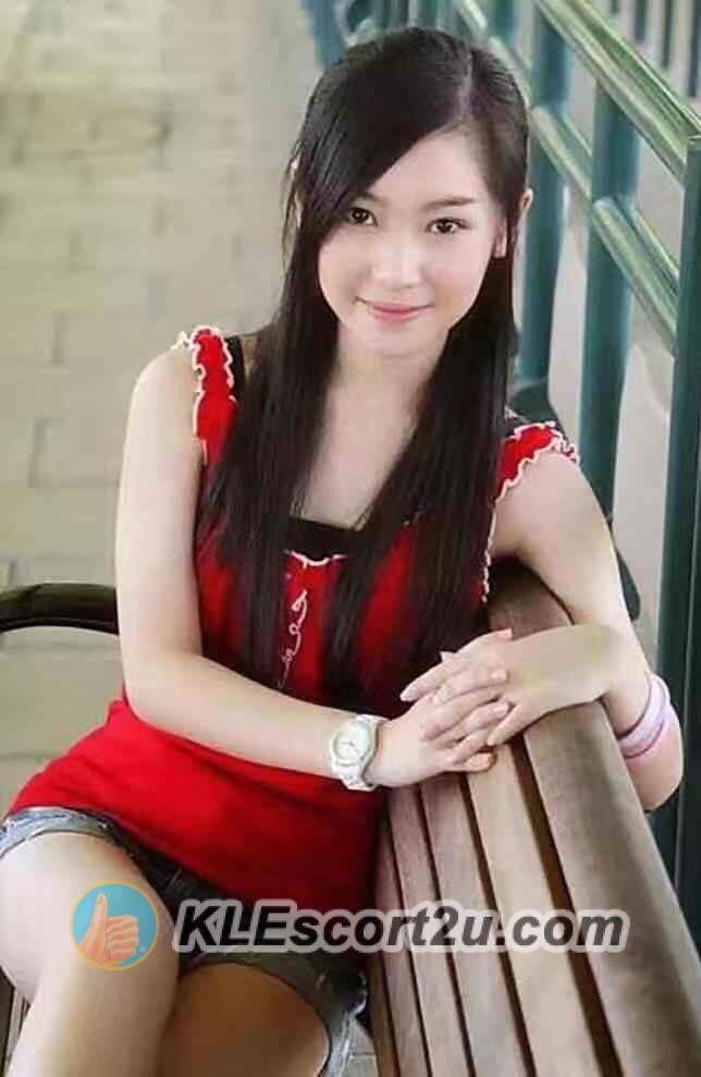 red dress vietnam girl