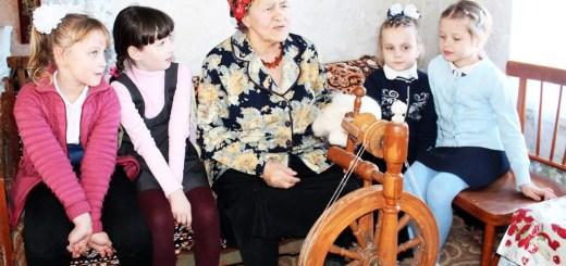 Секреты бабушкиной прялки