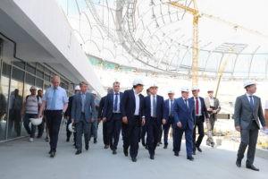 Виталий Мутко о подготовке к ЧМ-2018: «Волгоградская область выполняет все свои обязательства»