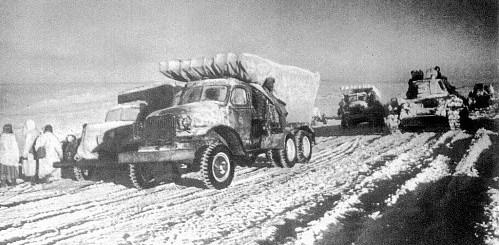 Этапы Сталинградской битвы - 10 января 1943