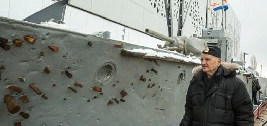 В Волгоградской области впервые открыта экспозиция «Бронекатер БК-31»