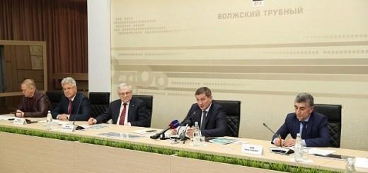 Андрей Бочаров: «В планах до 2021 года — создание в Волгоградской области еще 34 новых предприятий и производственных участков»