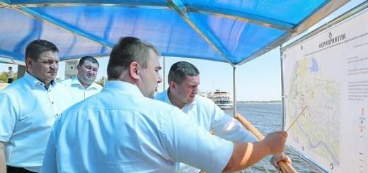 Андрей Бочаров: «Вопросы экологии являются для нас приоритетными»