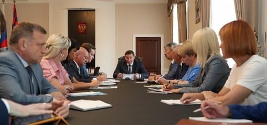В Волгоградской области готовность объектов ЖКХ к зиме составляет порядка 70%
