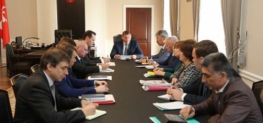 Приоритетные проекты Волгоградской области вошли в стратегические планы социально-экономического развития страны