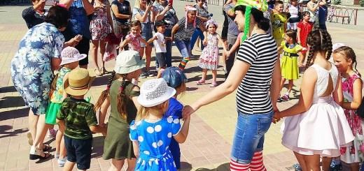 Дарить радость детям