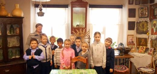 Казачьи посиделки на Святой Покров