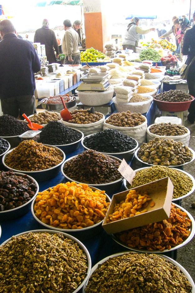 Markt in Antalya