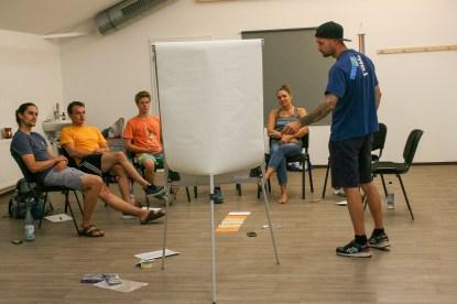 Trainingsplan Micha