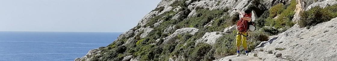 Wied Babu Klettern