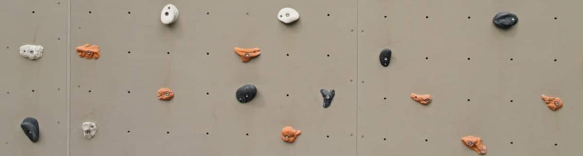 boulderwand und kletterwand selber bauen