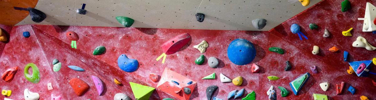 Klettergriffe Bouldergriffe