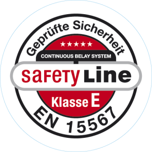 Safety-Line Prüfsiegel