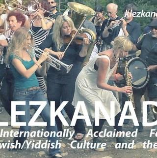 Save the Dates for KlezKanada 2014: Monday Aug 18 to Sunday Aug 24, 2014
