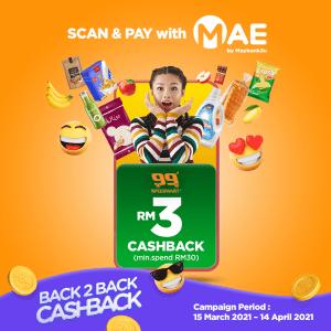 Maybank2u Back 2 Back Cashback