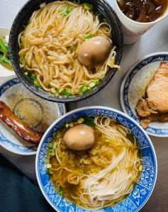 No Name Noodles Taiwan