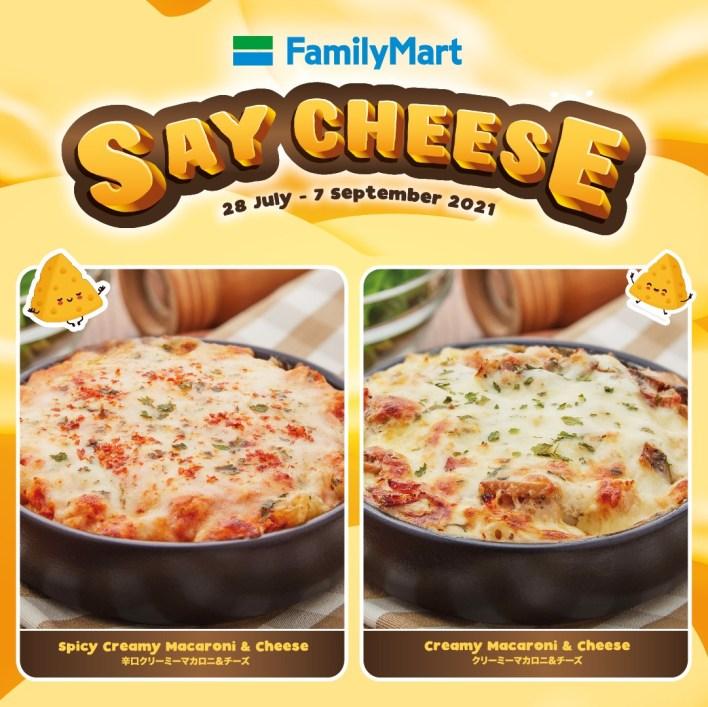 FamilyMart Cheese