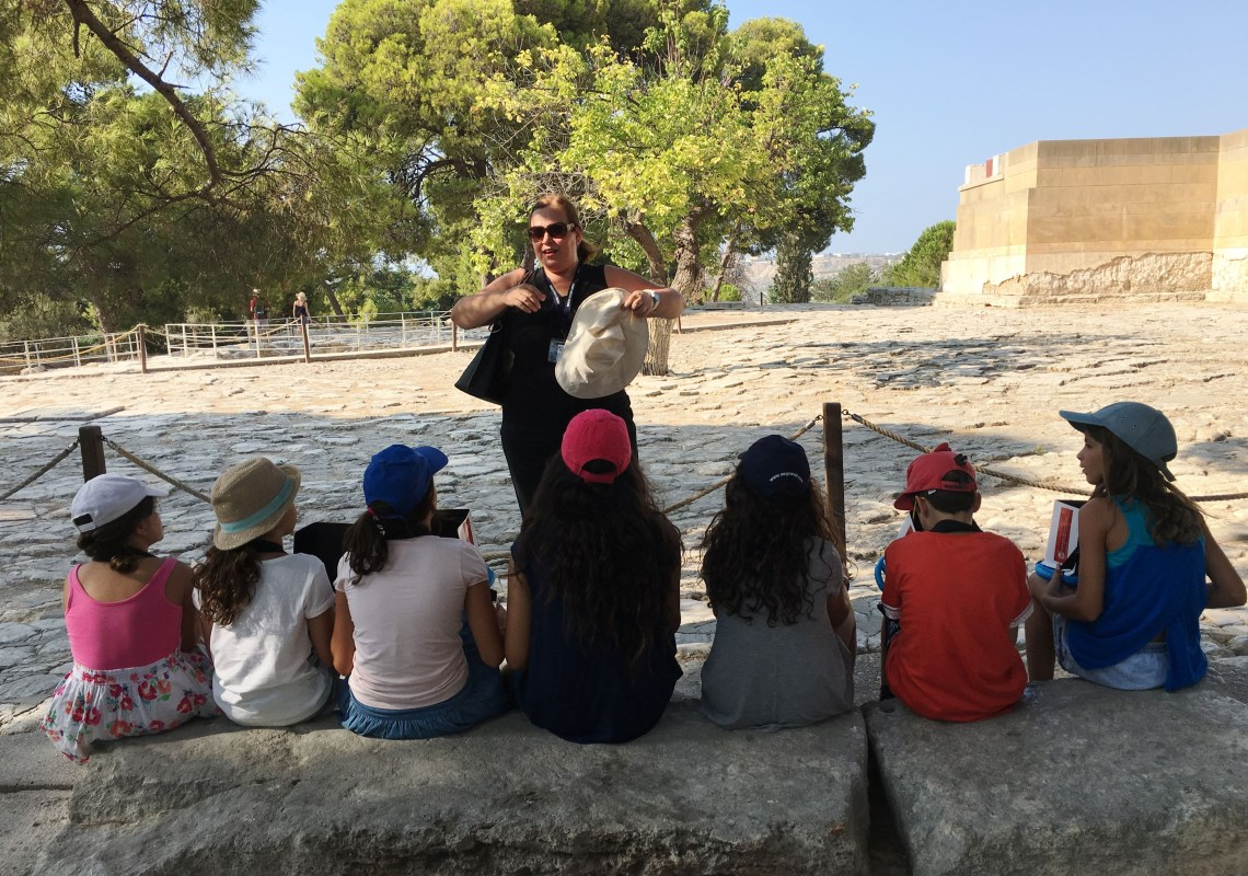 Our Family Tours In Greece