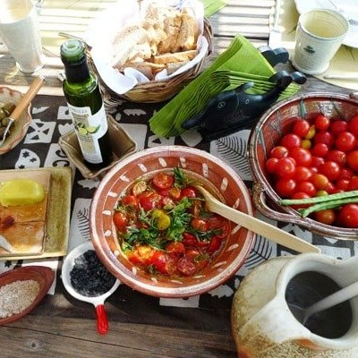 Greek Cooking Workshop on Kea Island Day Trip from Athens
