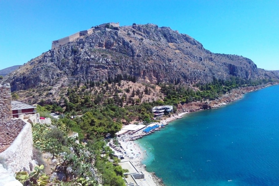 accommodation for families best family friendly hotels in Nafplio Peloponnese kids love greece