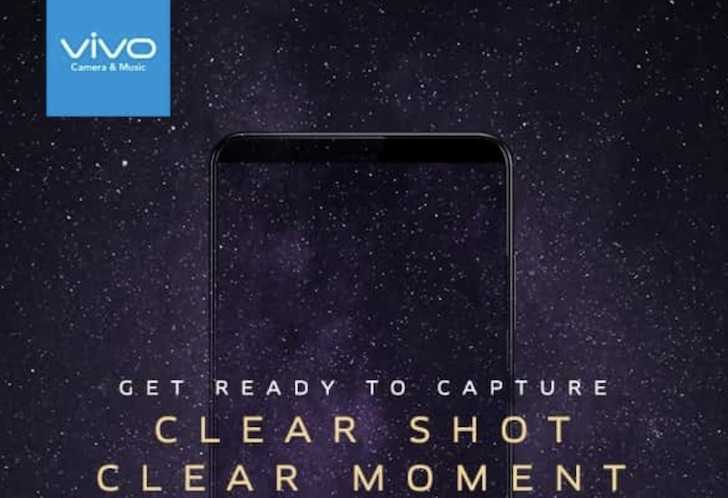 Vivo Is All Set To Launch V7+
