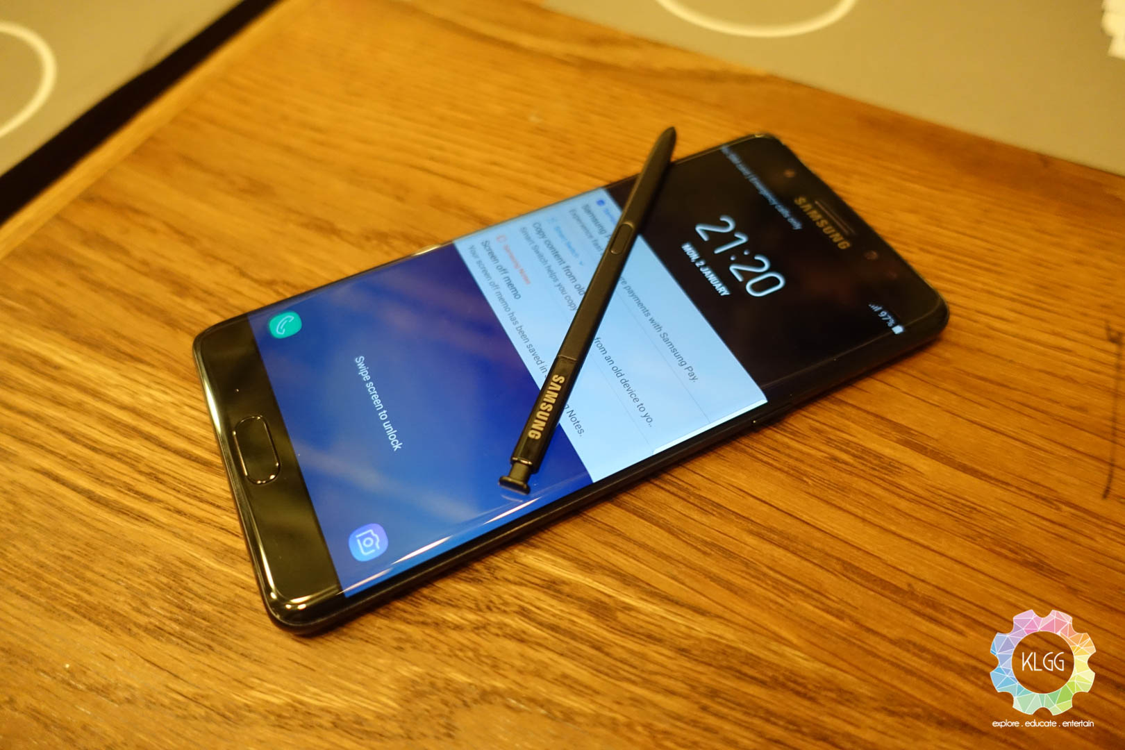 The Samsung Galaxy Note Fe Goes Official For Price Of Rm2599 7 Will Retail And Is Available In Colors Coral Blue Black Onyx Which A Great Alternative If You Dont Want To Pay