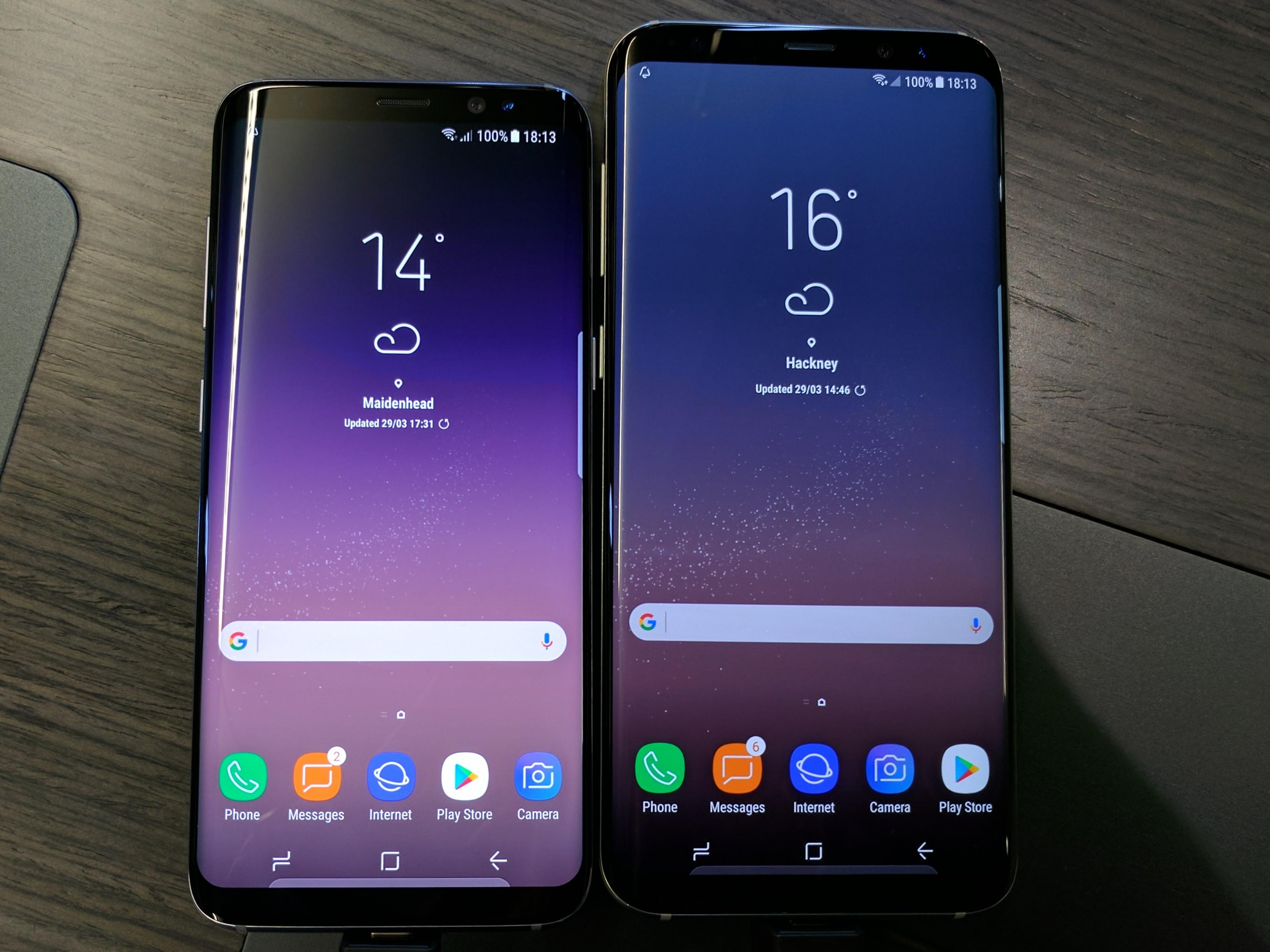 Samsung Galaxy S9 and S9+, iterative upgrades, will make a cameo at CES