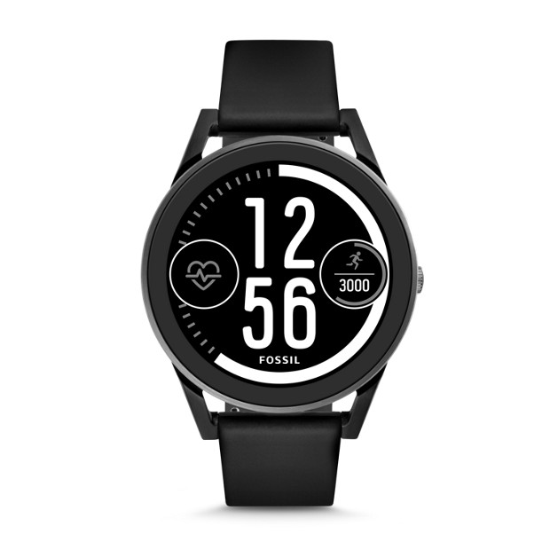 The Fossil Q Control is built for the active