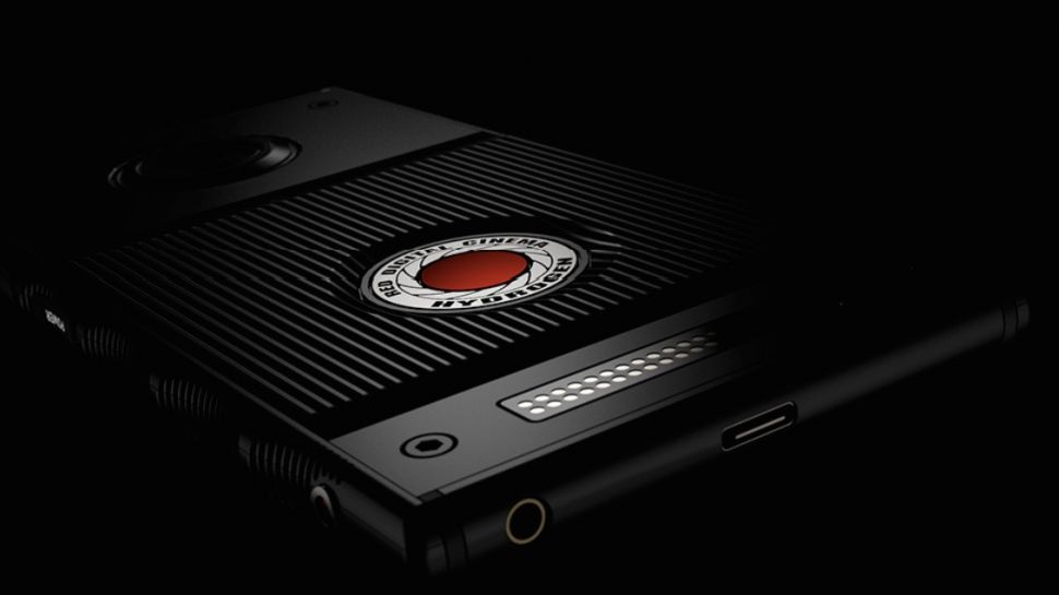 RED founder Jim Jannard details Hydrogen One specs