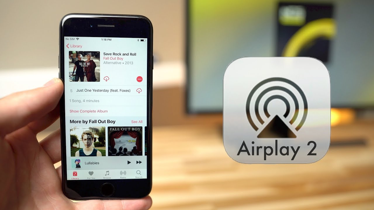 AirPlay 2 Removed From Latest iOS 11.3 Beta