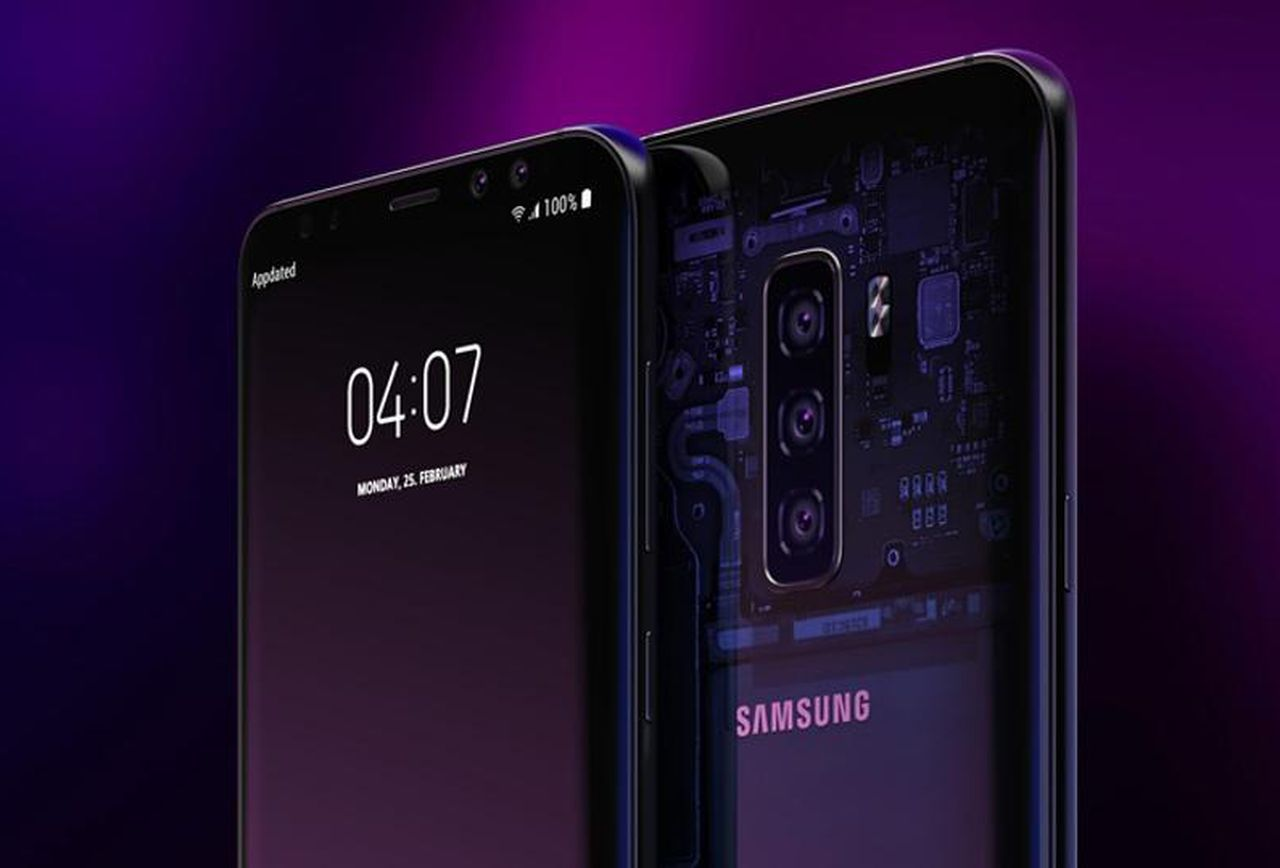 Samsung Galaxy S10 will get the neural processor second generation
