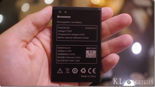 Lenovo A369i Review - KLGadgetGuy