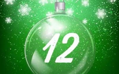 Julkalender lucka 12: Gott Nytt År?