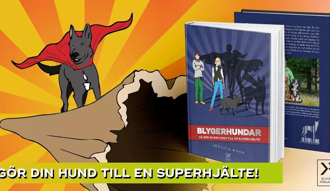 Månadens bok maj: Blygerhundar- Jessica tipsar