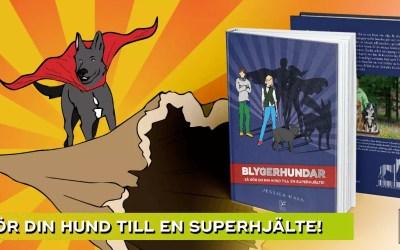 Månadens bok maj: Blygerhundar – Jessica berättar