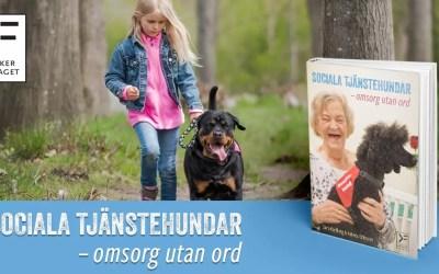 Månadens bok september: Sociala tjänstehundar – Sara & Helena tipsar
