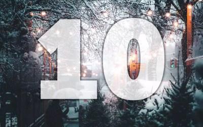 Julkalender lucka 10: En ode till snuffelmattan