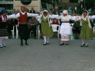 Folkloretänzer