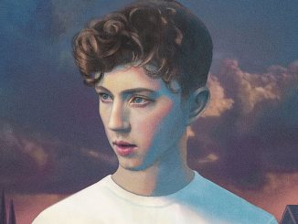 "Troye Sivan, Artwork aus dem Album ""Youth"""