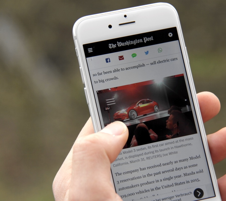 Facebook Instant Articles & Co: Die letzte Evolution von Content