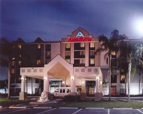 Amerisuites Hotel, Scottsdale, Arizona