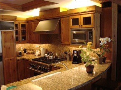 FSJH Private Residence Kitchen