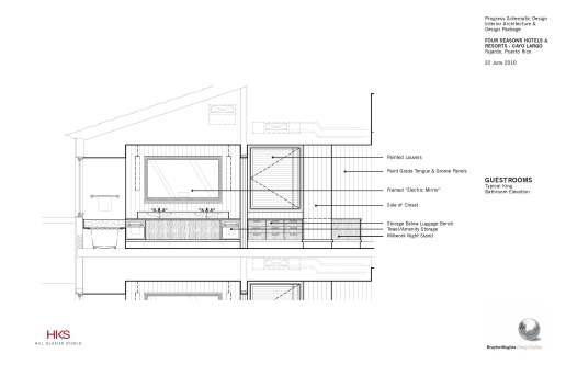 Guestroom Materials Plan