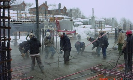 Construction Management, Four Seasons Resort Jackson Hole