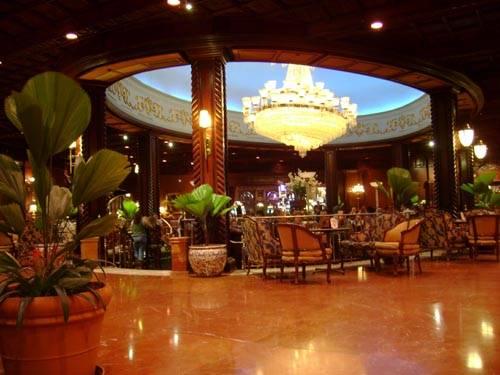 El San Juan Hotel Lobby