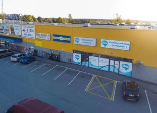 Kliin Pärnu parking